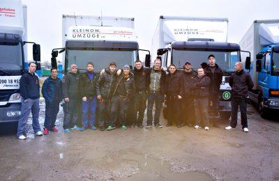 Jobs im Team von Kleinow Umzüge