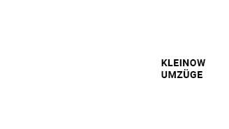 Kleinow Umzüge für Umzug Berlin und Umzug Potsdam