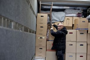 Umzugsunternehmen Berlin beim Möbeltransport